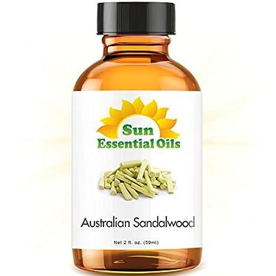 Sandalwood (Australian)(2 fl oz) Best Essential Oil - 2 ounces (59ml)
