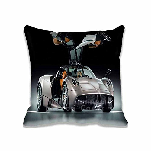 personalized-patterned-pagani-huayra-gunmetal-front-side-view-pillow-covers-decor-cars-nice-living-r
