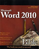 Word 2010 Bible ebook download