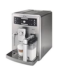 Buy Saeco Xelsis SS Automatic Espresso Machine, Stainless Steel by Saeco