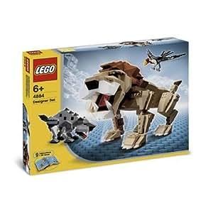 レゴ デザイナー ワイルドアニマル 4884