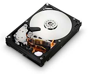 Hitachi Deskstar 500GB 3.5 inch SATA Internal Hard Drive