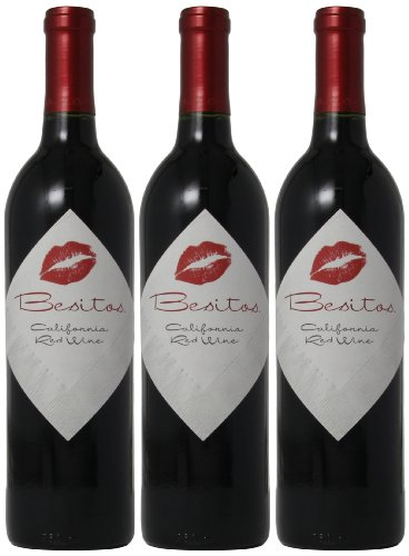 Besitos  Three Little Holiday Kisses Mixed Pack, 3 x 750 mL