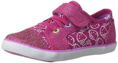 Buy Keds Hello Kitty Rally K A C Sneaker (Toddler Little Kid) by Keds