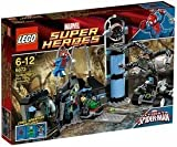 Lego Marvel Super Heroes Spider-Man's Doc Ock Ambush (6873)