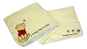 Disney Winnie the Pooh Blanket, One Size, 150 x 100 cm