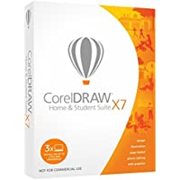 Corel CorelDraw Home & Student Suite X7 for 3-Users