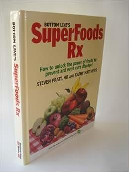 bottom lines super foods rx descendant took