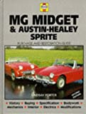 Mg Midget & Austin-Healey Sprite: Guide to Purchase & D.I.Y. Restoration (0854299696) by Porter, Lindsay