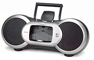 Amazon.com: Sirius SPB1 Sportster Boombox SPB1 SP-B1: MP3 Players