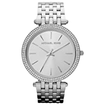 Michael Kors MK3190 Ladies All Silver Watch