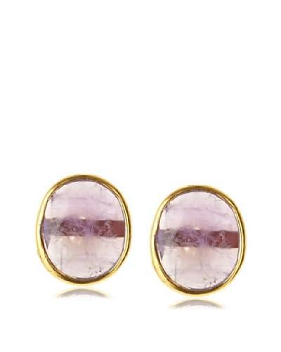 Katie Diamond Jewelry Amethyst Raine Studs