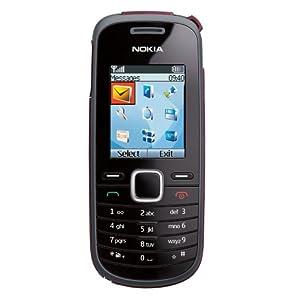 Nokia 1661 Prepaid Phone Black T Mobile