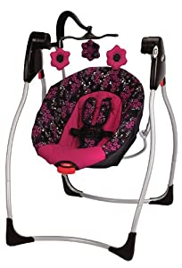 Graco Comfy Cove Swing, Ariel