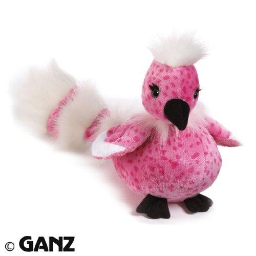 Webkinz Pink Cherry Blossom Bird - 1