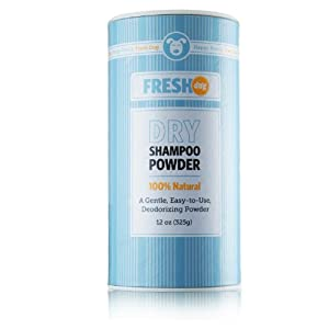Fresh Dog Dry Shampoo Powder - All Natural