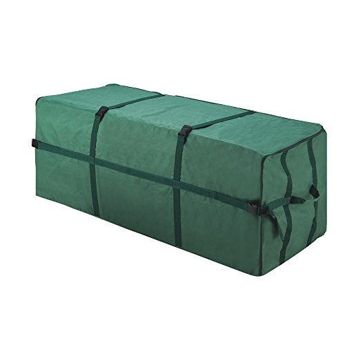 heavy duty canvas christmas tree storage bag large for 9 foot tree ebay. Black Bedroom Furniture Sets. Home Design Ideas