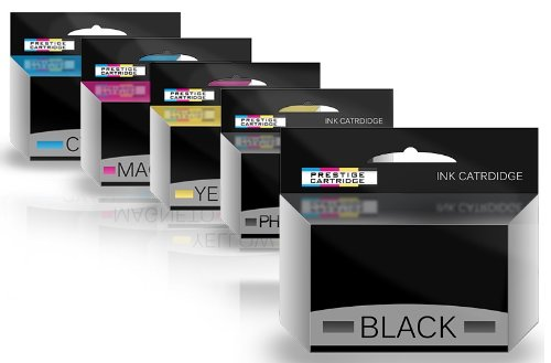 COMBO PACK - Kompatibel PGI-520 CLI-521 Tintenpatronen für Canon Pixma iP3600, iP3680, iP4600, iP4680, iP4700, MP540, MP550, MP560, MP620, MP630, MP640, MP980, MP990, MX860, MX870 Drucker - EIN SET