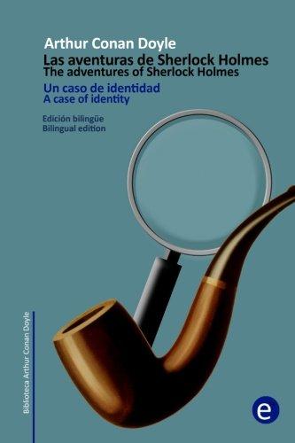 Un caso de identidad/A identity case: Edición bilingüe/Bilingual edition: Volume 14 (Biblioteca clásicos bilingües)