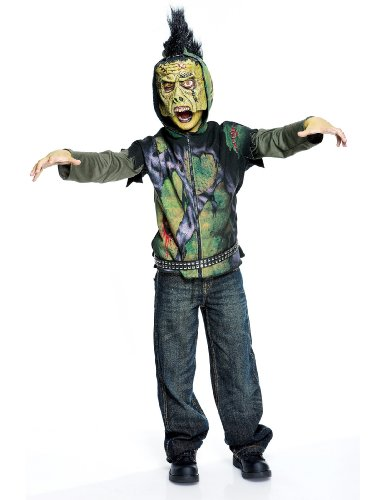 Boy's Zombie Creature Costume