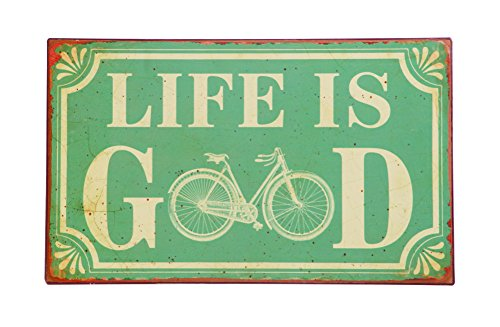 sass-belle-life-is-good-hanging-sign
