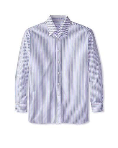 Orian Men's Stripe Sport Shirt