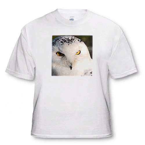 White Owl - Youth T-Shirt XS(2-4)