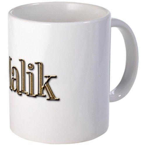 Cafepress Personalized Malik Mug - Standard