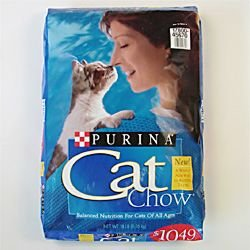 Detail image Complete Formula Dry Cat Food (16-lb bag)