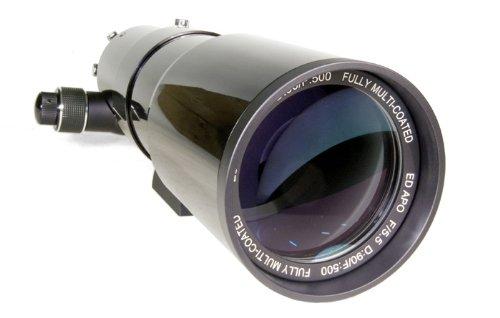 Levenhuk Ra R90 Ed Doublet Ota Apochromatic Refractor 90 Mm Fully Multi-Coated Optics Case
