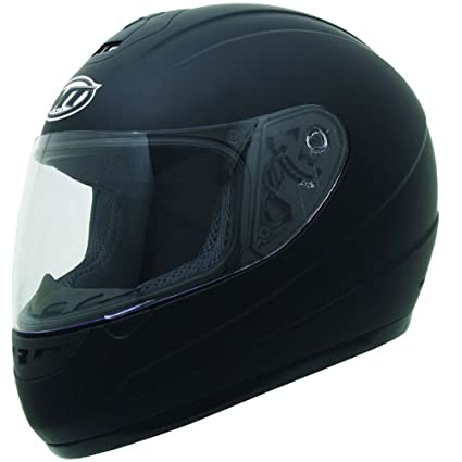 MT thunder solid casque de moto intégral en polycarbonate