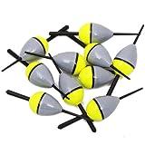 10pcs flotteurs