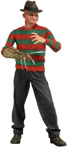 "Nightmare on Elm St - ""Power Glove Freddy"" 7"" Scale Action Figure - Series 4"