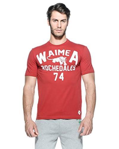 Waimea T-shirt [Rosso]