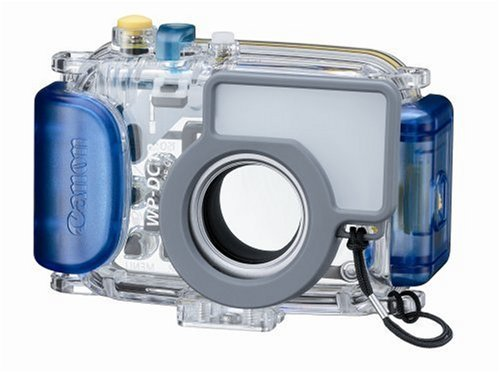 Canon WP-DC13 Waterproof Case for Canon SD1000 Digital Camera