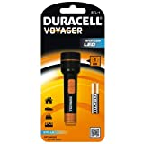 Duracell Voyager STL-1 Mini Flash Light & Light Weight
