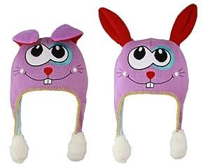 Press N Flip Animal Hat - Bunny