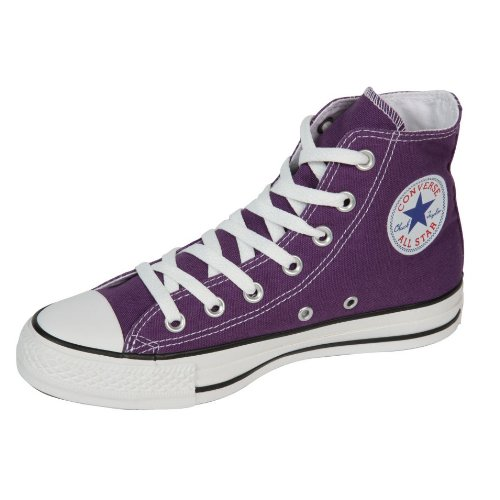 Converse All Star Hi Shoes - Laker Purple