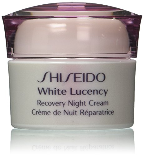 Shiseido White Lucency Perfect Radiance Recovery Night Cream, Crema Notte Ristrutturante, 40 ml