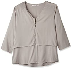 Anaphora Women's Top (56540_Slate Grey_Large)