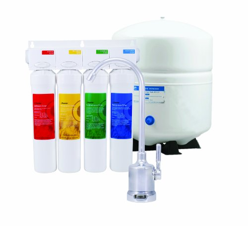 Watts Premier RO-Pure 531411 4-Stage Reverse Osmosis System (Premier Water Filter Parts compare prices)
