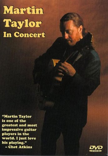 Martin Taylor In Concert [1997] [DVD]