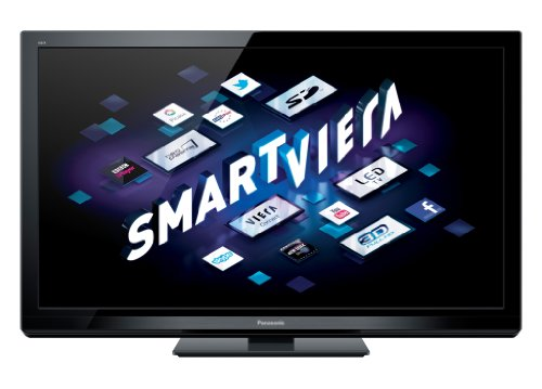 Panasonic Smart VIERA TX-P50G30B 50-inch HD Ready 600Hz Internet-Ready Plasma TV with Freeview HD Tuner