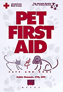 Pet First Aid Cats Dogs by Mosby