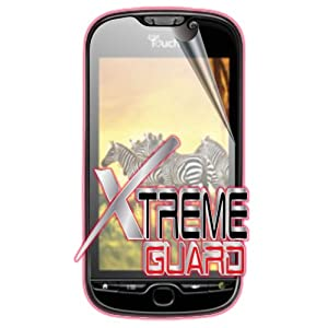 XtremeGUARD T-Mobile HTC MyTouch 4G Screen Protector (Ultra CLEAR)(XTREMEGUARD Non-Retail Packaging)