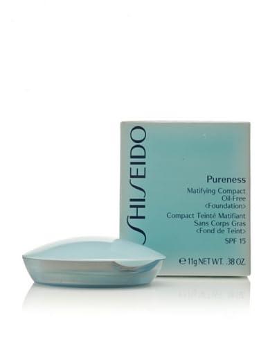 Shiseido Fondotinta Compatto Antilucido Oil Free Spf 15 Beige Naturale