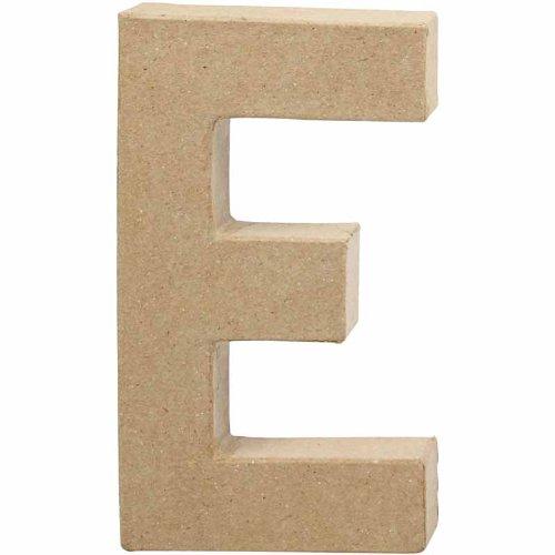 creativ-205-cm-1-piece-papier-mache-letter-e