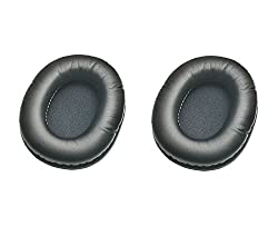 Audio Technica M20/30x Replacement Earpads - Black - Set of 2 Earpads