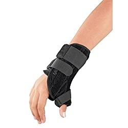 Breg Pediatric Apollo Wrist Brace with Thumb Spica (Right)