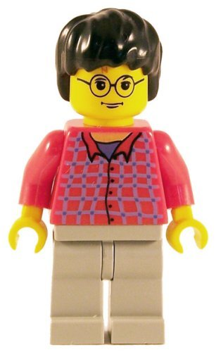 416SC4yuJTL Cheap Price Harry Potter (Red Shirt, YF)   LEGO Harry Potter Figure